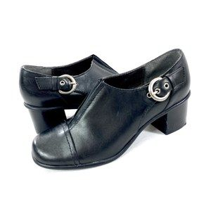 Kenneth Cole Reaction Black Booties Size 6 NEW